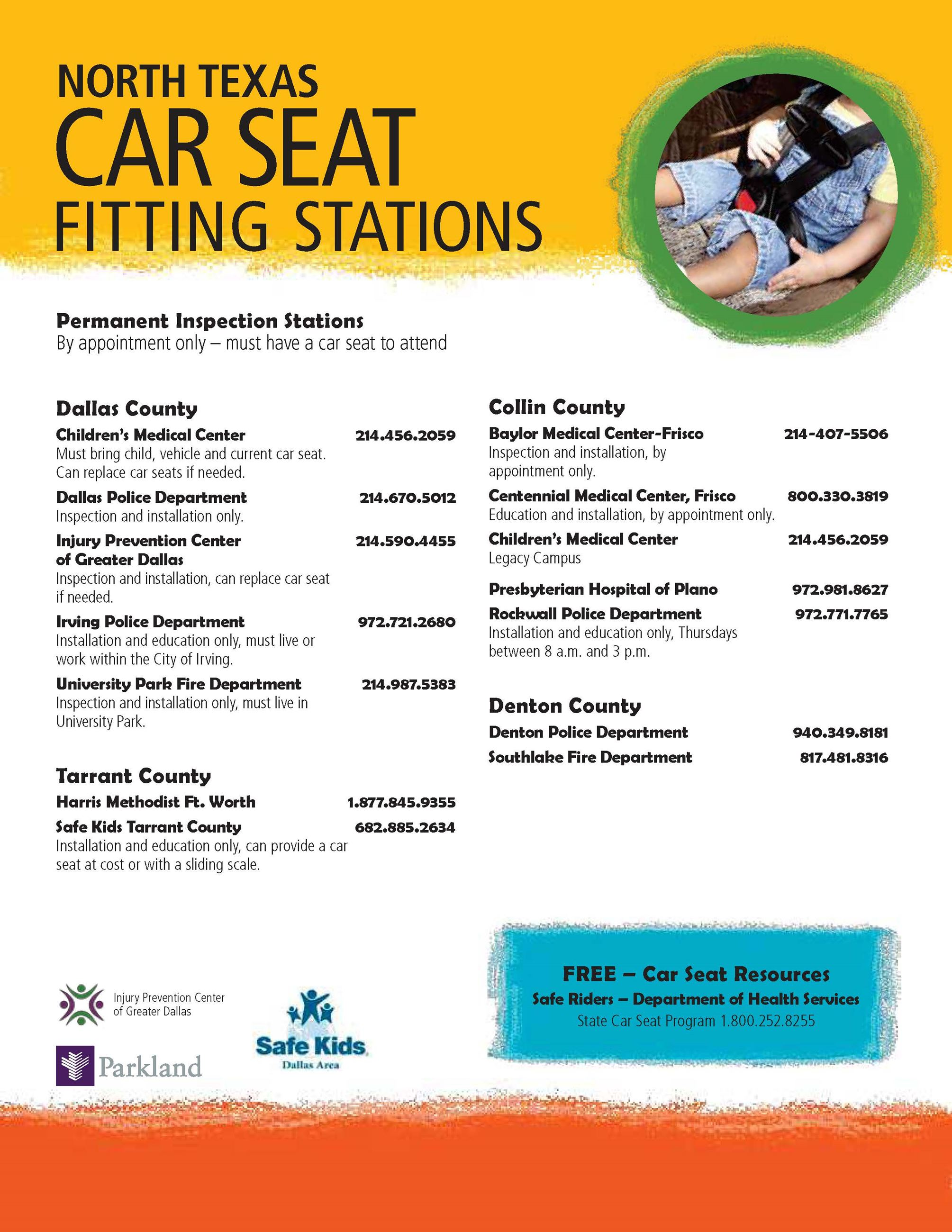 North Texas Fitting Stations