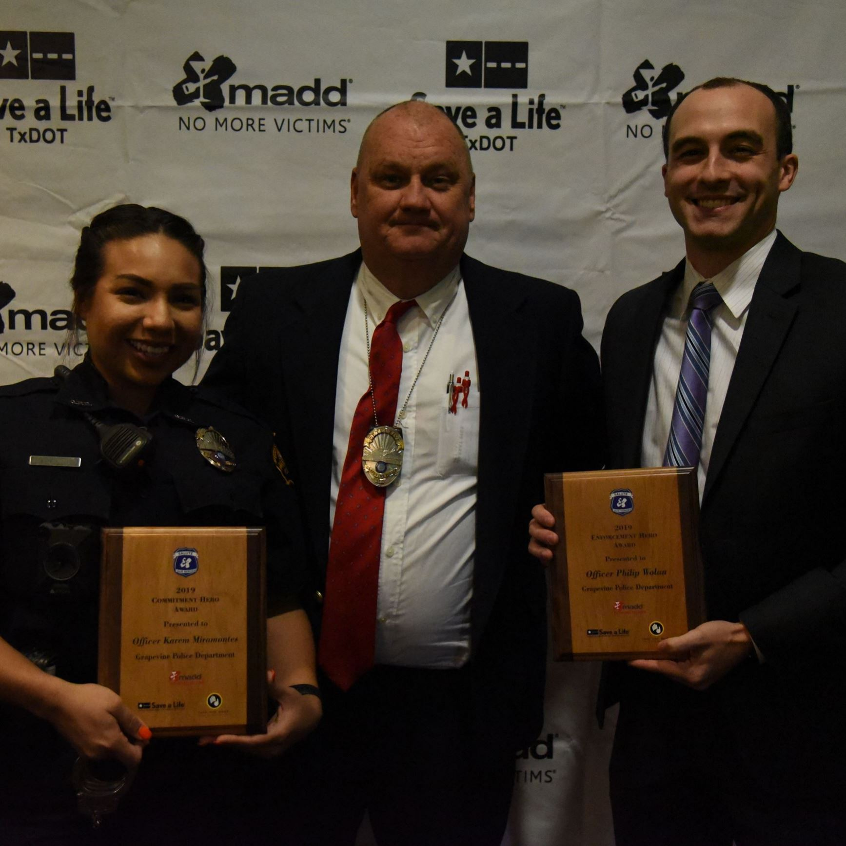MADD Award Winners 2019