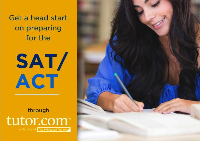 SAT and ACT Test Prep